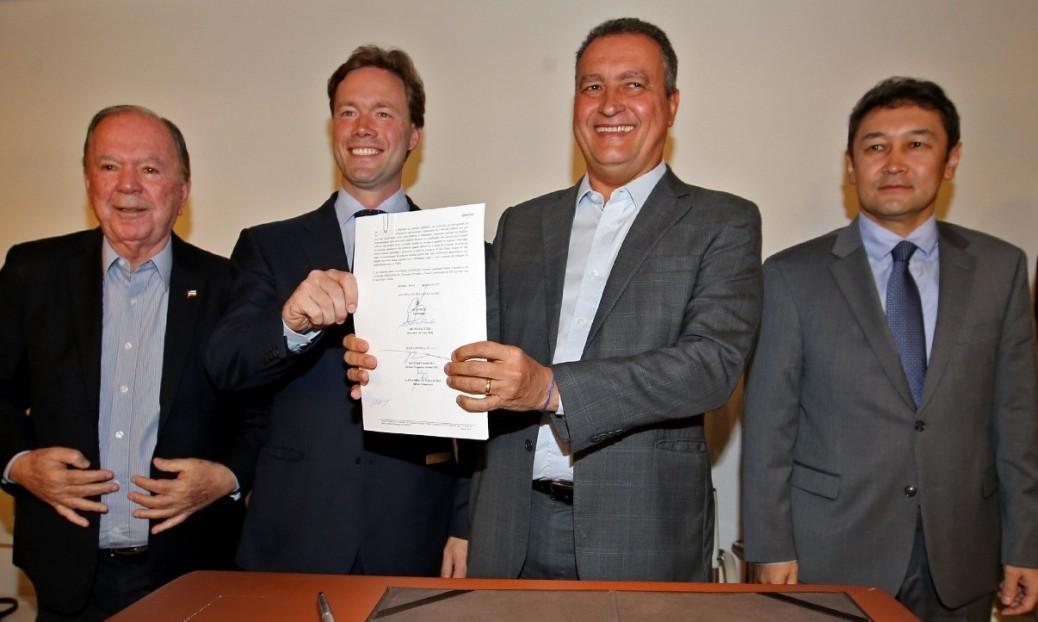 -проекта-BAMIN_церемония-подписания-соглашения-о-строительстве-Porto-Sul-e1558935200577